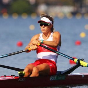 Carling Zeeman - Women's National Rowing Team