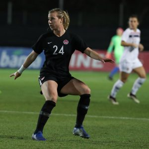 Jenna Hellstrom - National Women's Soccer Team